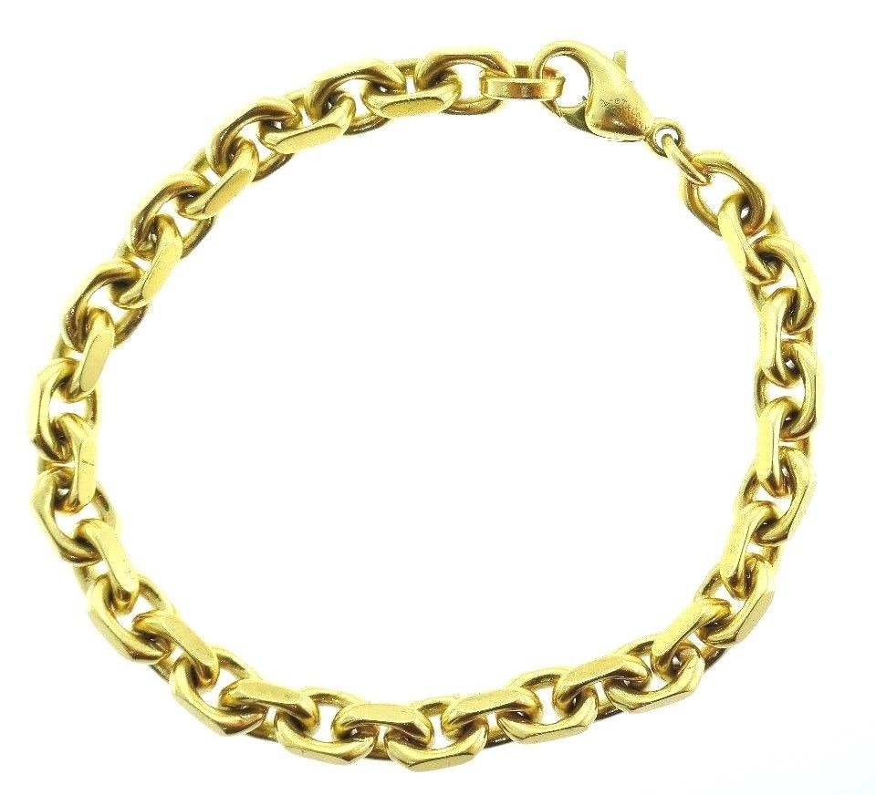 f544fa4548e5e Designer: Tiffany and Co. Circa: 1980's-1990's. Materials: 18K Yellow Gold